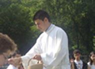 Francisco, Sacerdote